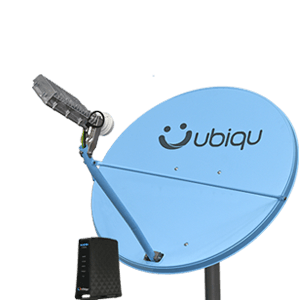 Broadband Satellite Ubiqu