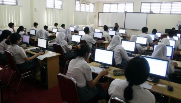 Benarkah Jumlah Peserta Ujian Online di Papua Mengalahkan Jakarta?